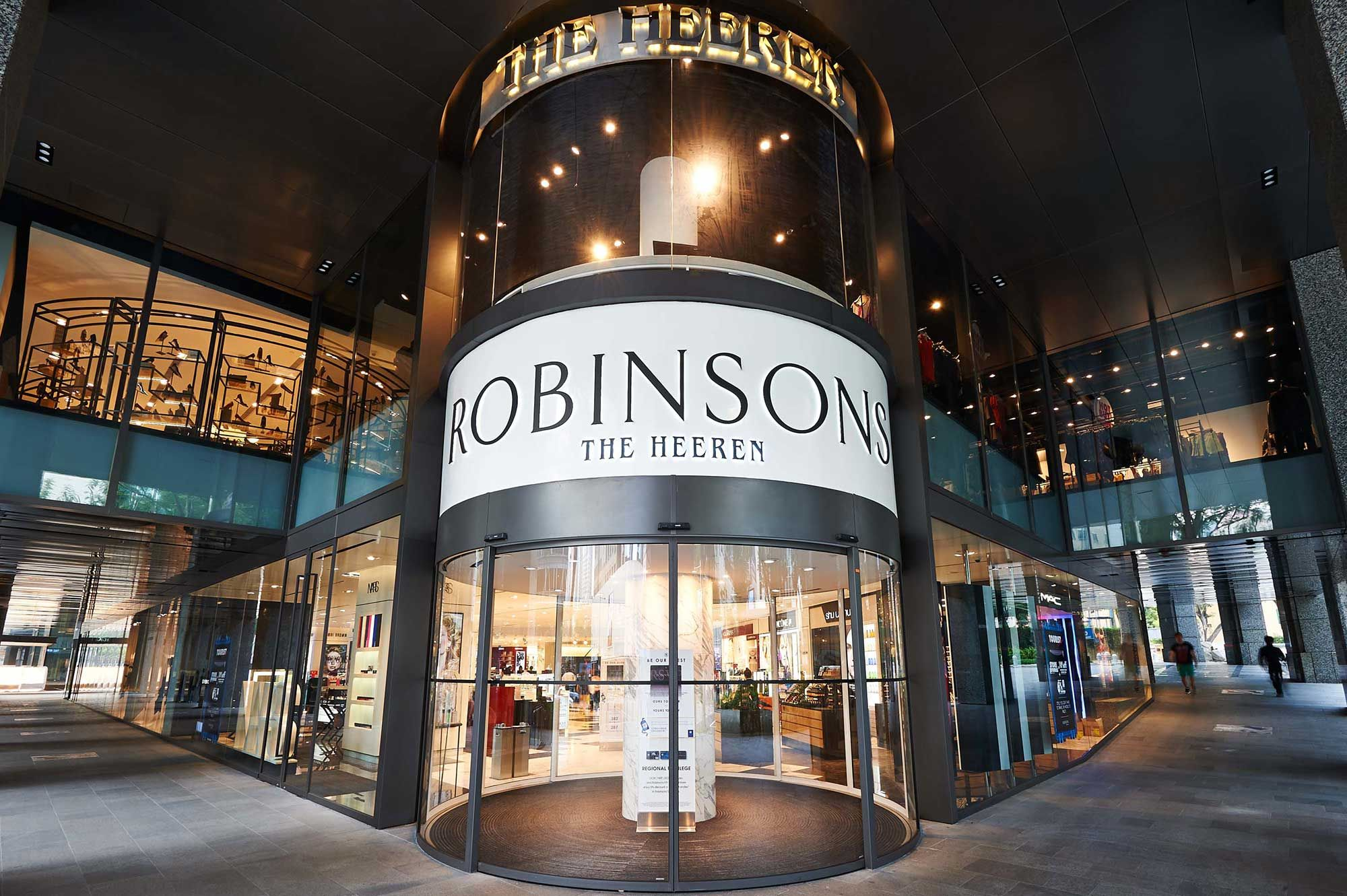 Iconic Department Store Robinsons Makes its Return to Singapore