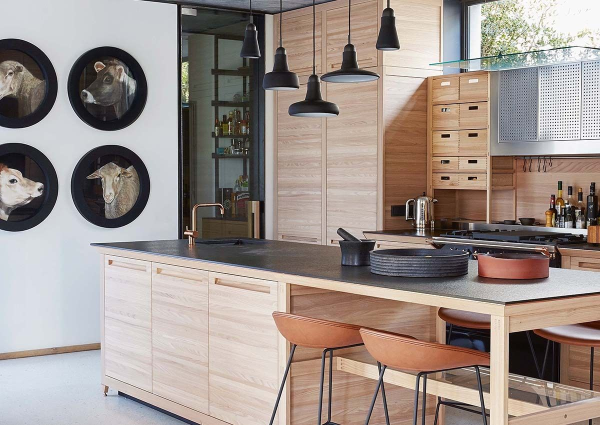 5 Beautiful Open-Plan Kitchens We Love