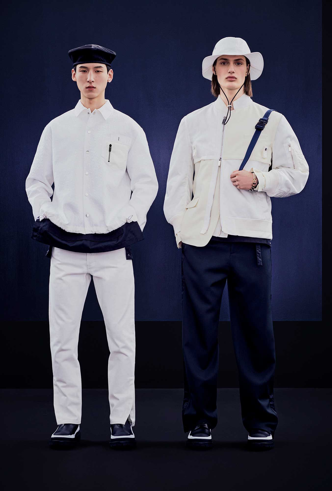 Dior Men's and Sacai Are Fashion's Next Hottest Collaboration