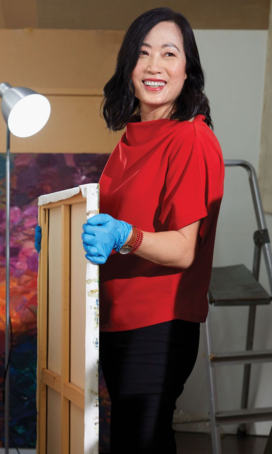 From Picasso To Zao Wou-Ki: This Singapore-based Art Restorer Is Preserving Fine Masterpieces From History's Greatest Artists
