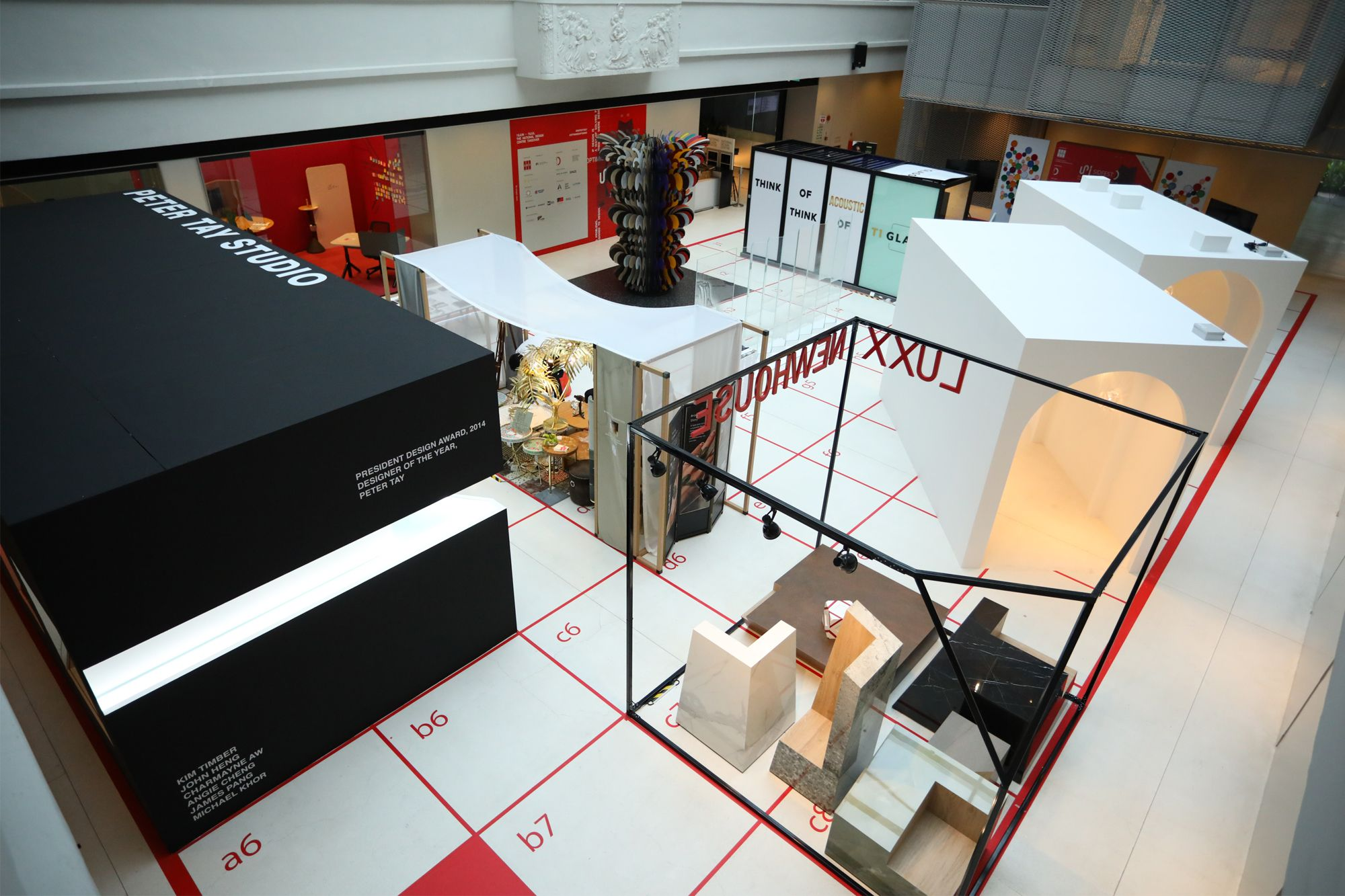 Design By Numbers is the flagship exhibition at this year's SIDFest Photo: Courtesy of SIDFest