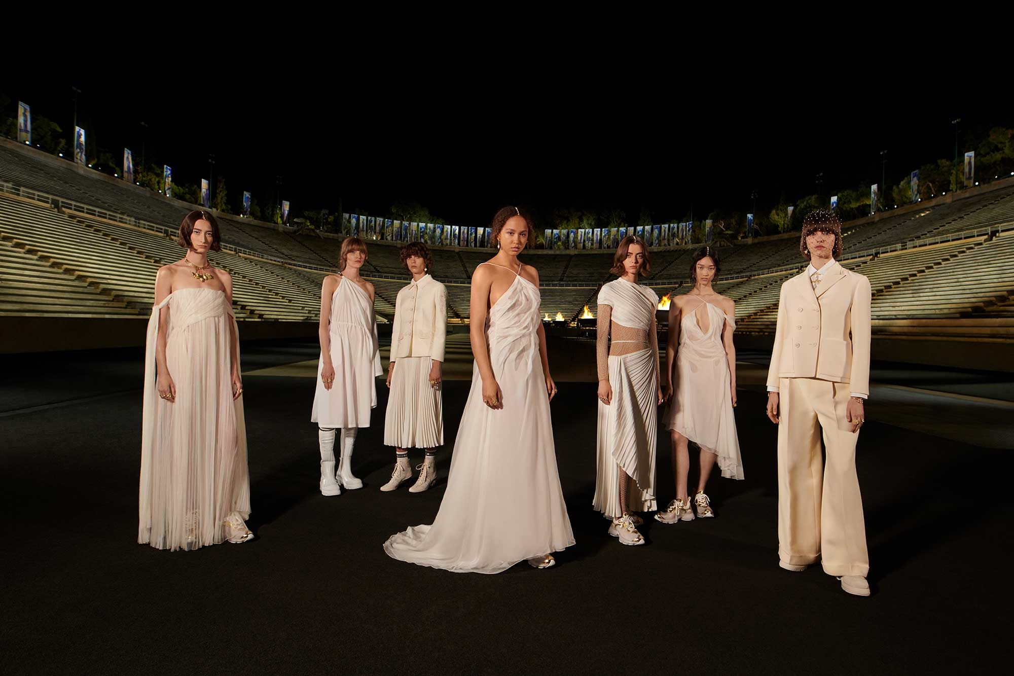 5 Things We Loved About Dior's Olympics-Inspired Cruise 2022 Show