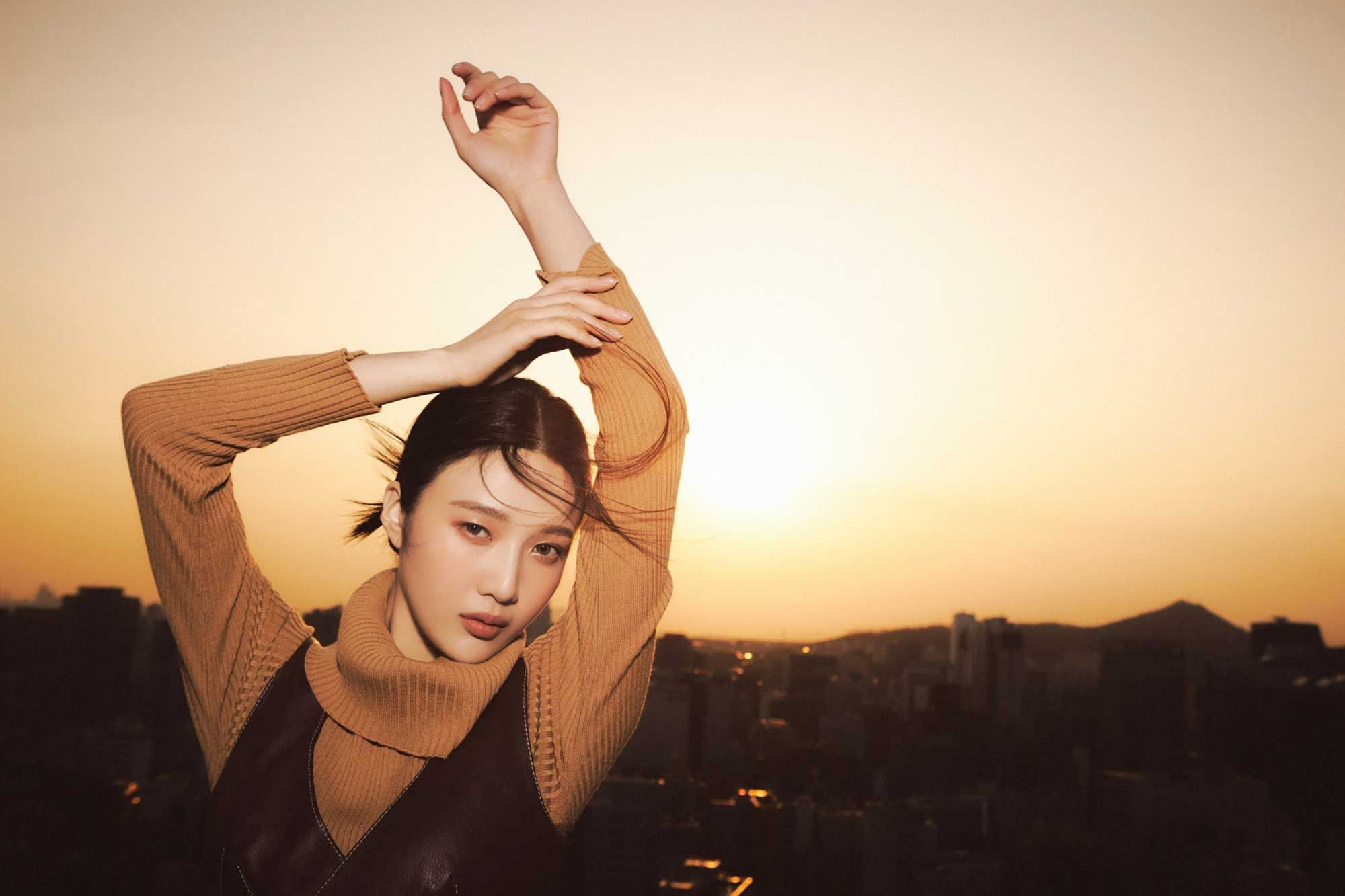 Red Velvet's Joy Shows Off Her Moves in the New Tod's Campaign