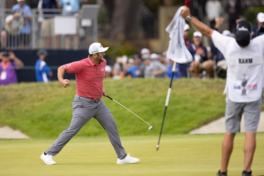 Meet Jon Rahm, the Spanish Golfer Who Clinched US Open 2021