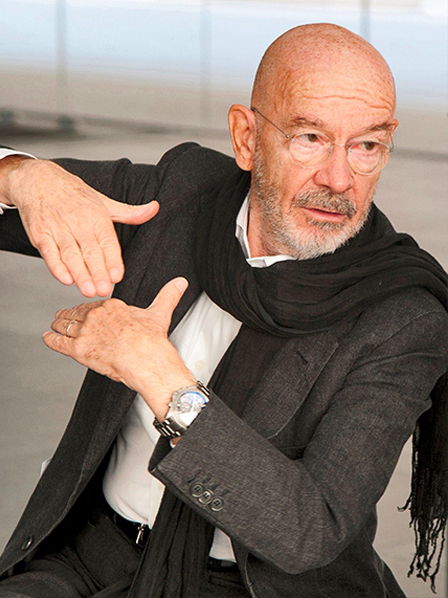 Mario Bellini, architetto e designer italiano Immagine: Courtesy of P&P Italy