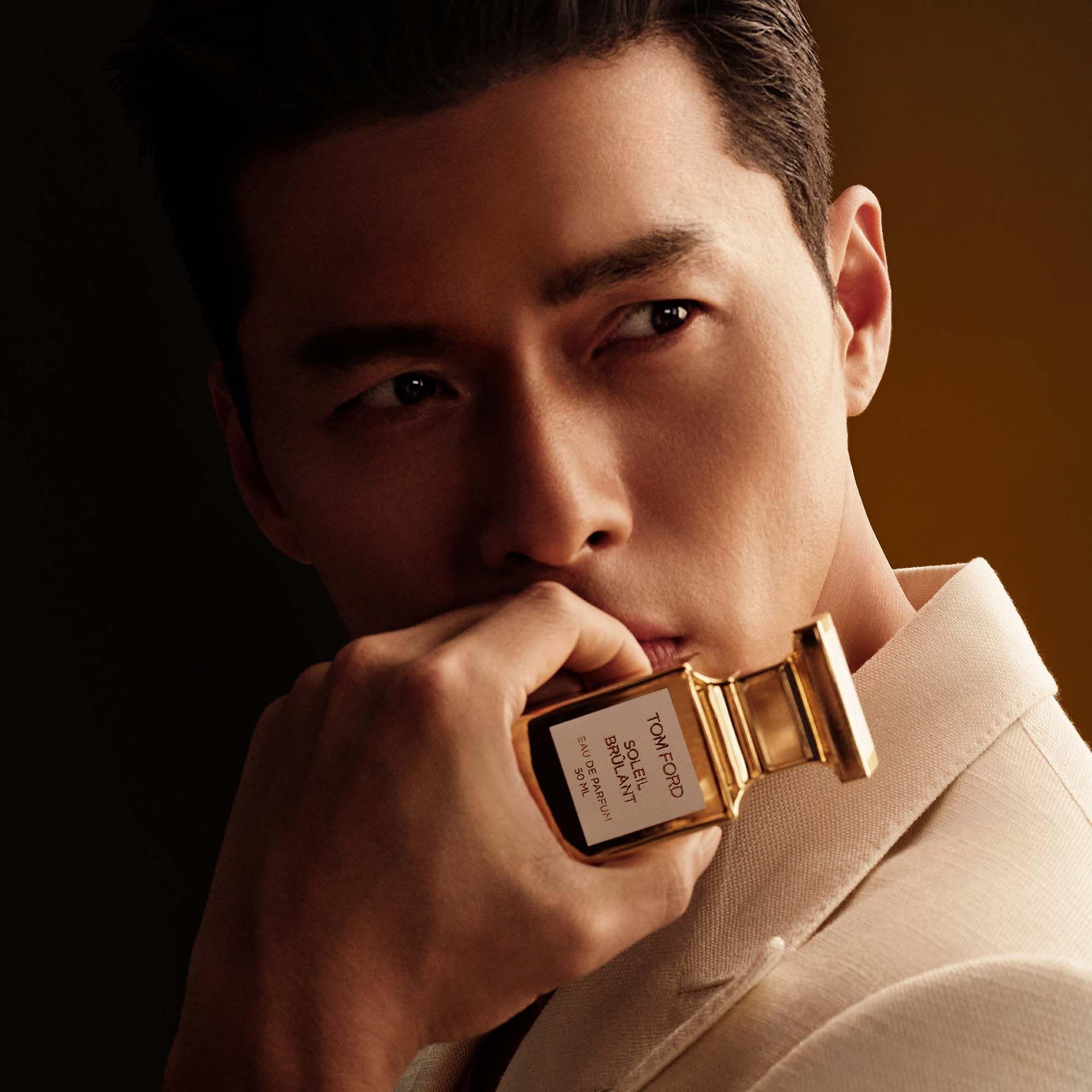 Tom Ford Appoints Hyun Bin As New Fragrance Ambassador