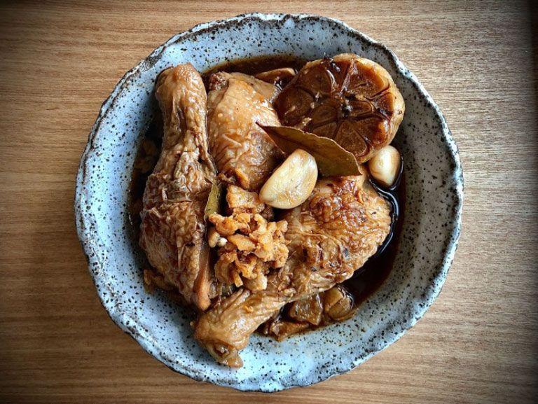 Chicken adobo (Photo: Johanne Siy)