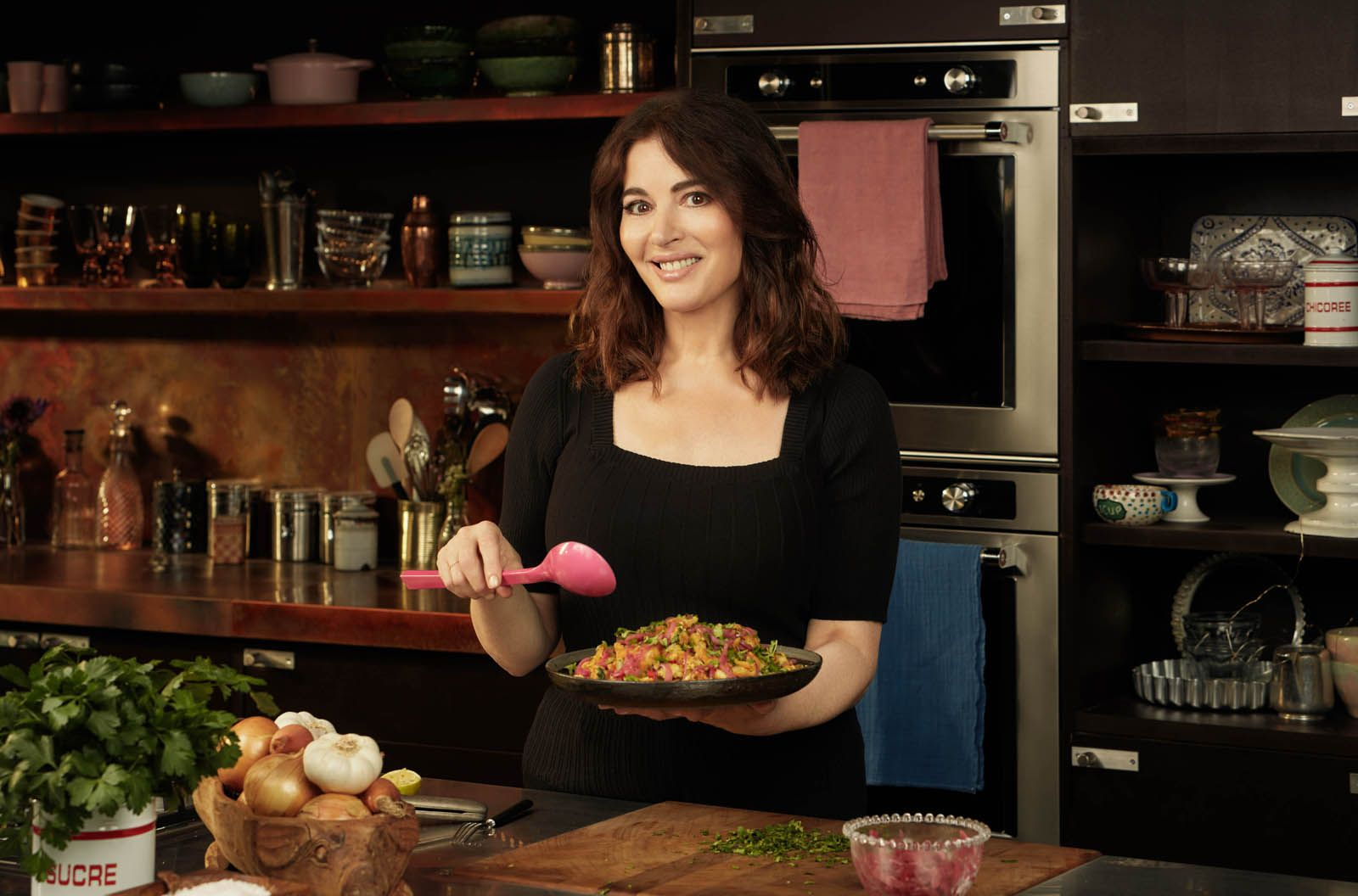 NIgella Lawson returns to TV with new cooking show, Cook, Eat, Repeat