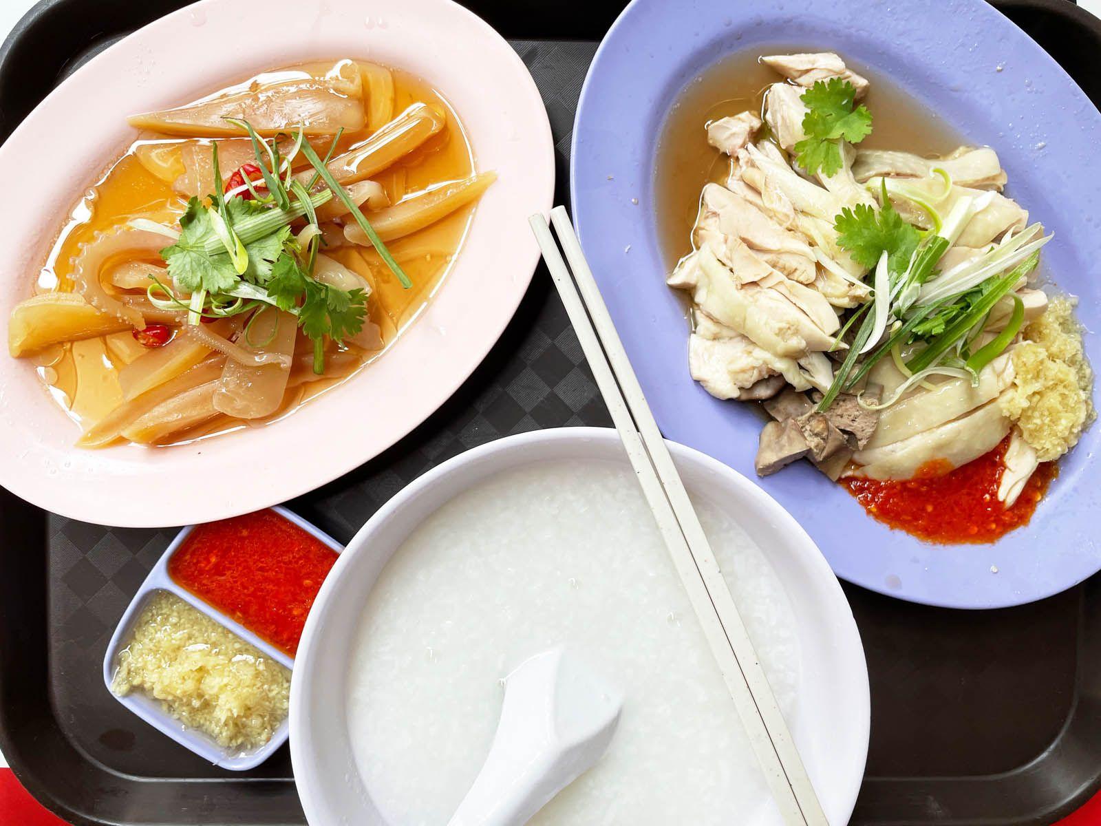 Fook Seng Goldenhill Chicken Rice (Photo: Petrina Loh)