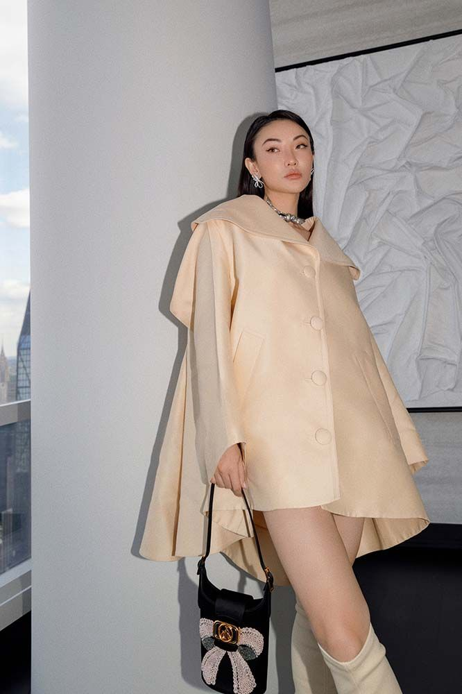 Skincare Secrets: Which Beauty Tool Does Jessica Wang Use as a Form of 'Natural Botox'?