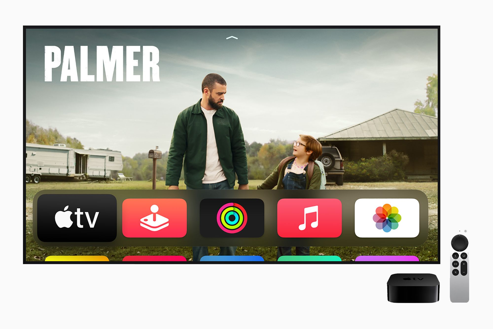 The Apple TV 4K can double as your Apple HomeKit hub for you to control all your Homekit-enabled devices Image: Courtesy of Apple