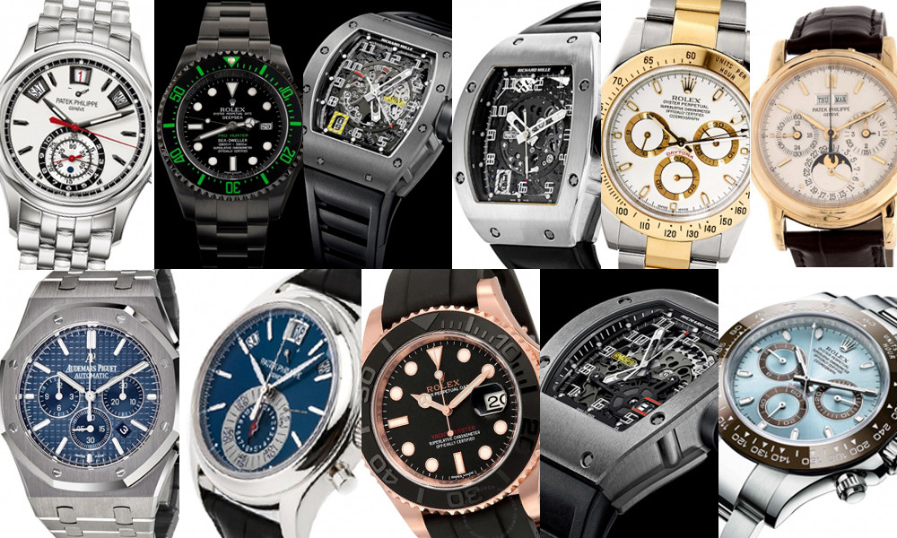 11 Luxury Watches We're All Very Curious About | Tatler Thailand