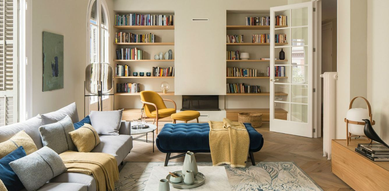 Tatler Home Tour: A Mid-Century Apartment With A Mediterranean Soul