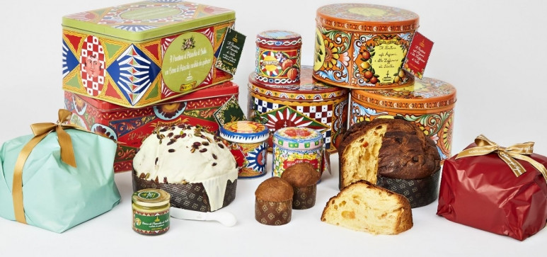 You Can Now Buy Dolce & Gabbana Bread For Christmas