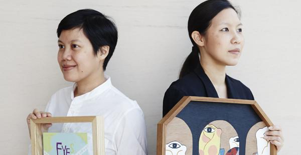 5 Female Illustrators Between The Lines (2/5): Nualtong & Pattreeda Prasarnthong