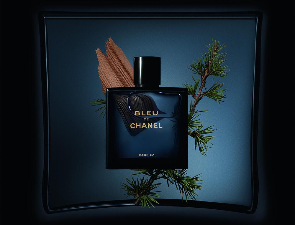 De blue perfume chanel Bleu de