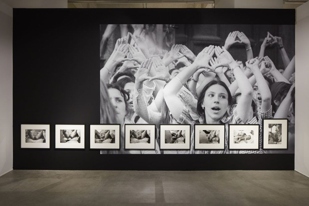 """Christian Dior presents their """"Unexpected Subject Exhibition"""" in Milan"""