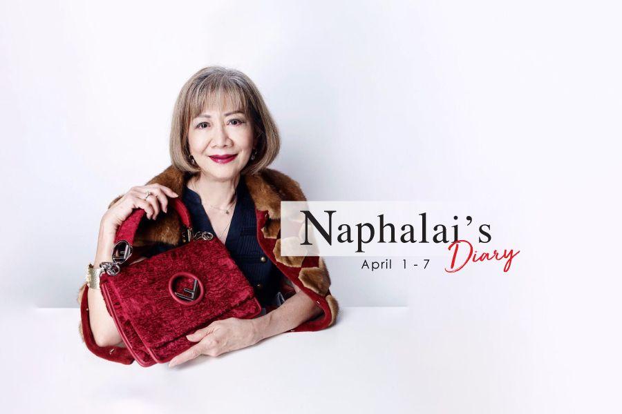Naphalai's Diary: April 1-7