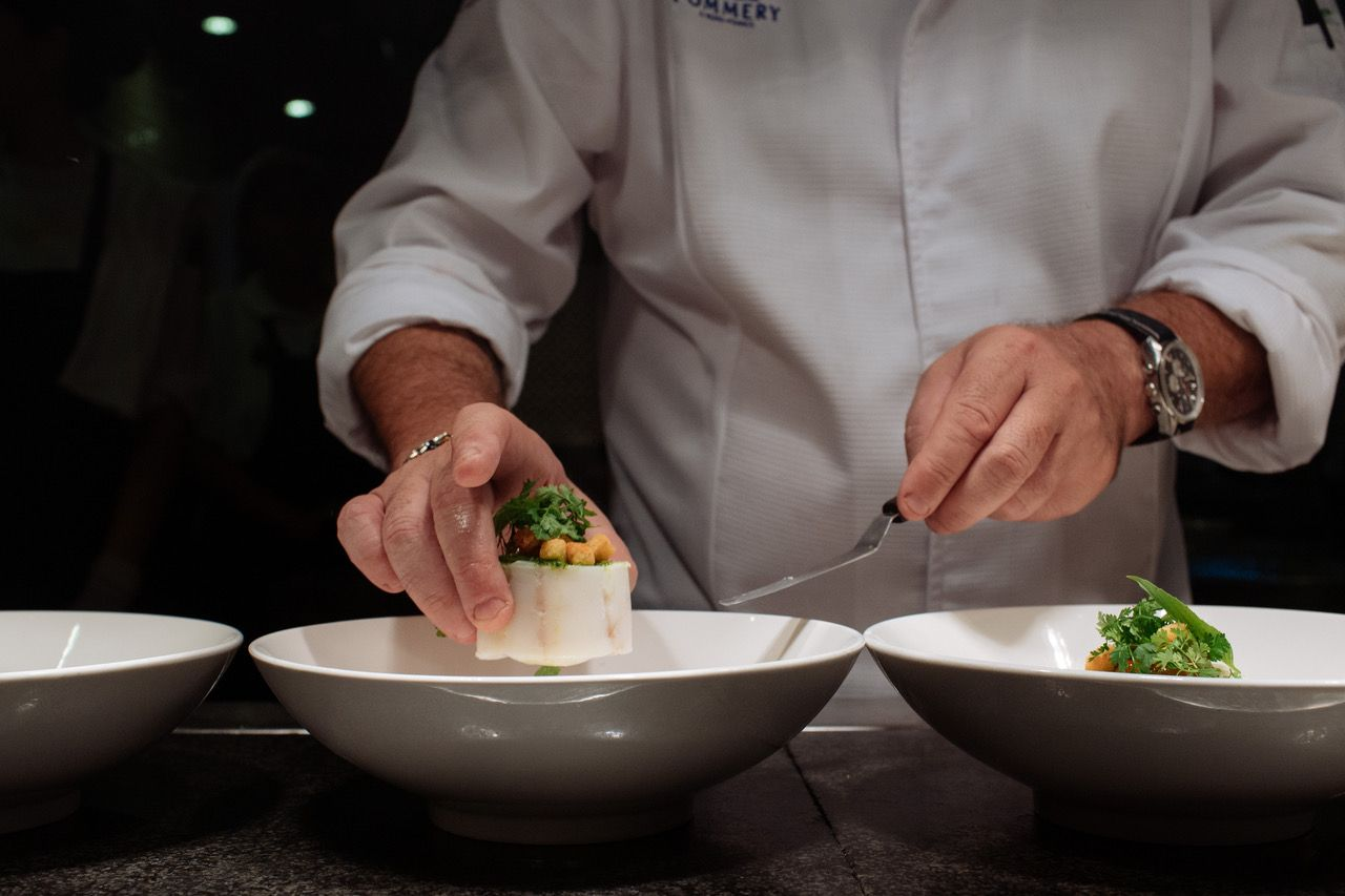 Celebrated Michelin Chef Creates Special Dinner At Pimalai Resort & Spa