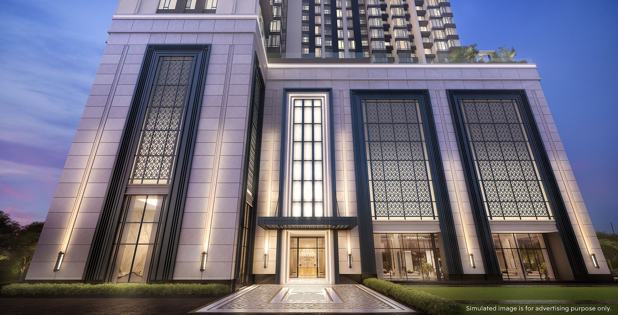 The Return Of The Address, AP Thai's Luxury Residence