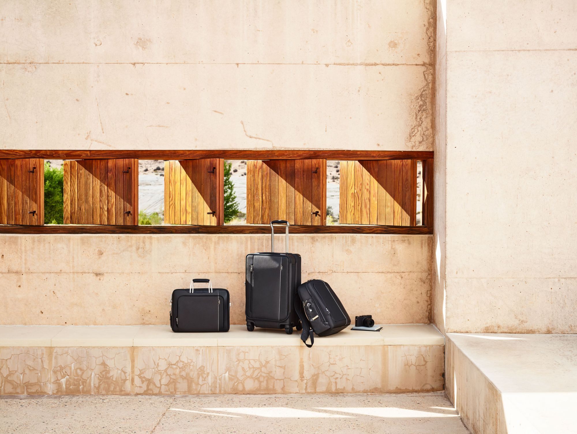 How Tumi's High-Tech Arrivé Collection Will Streamline Your Travel Experience