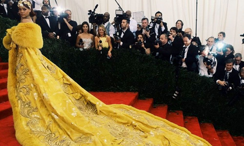 The Most Iconic Looks in Met Gala History