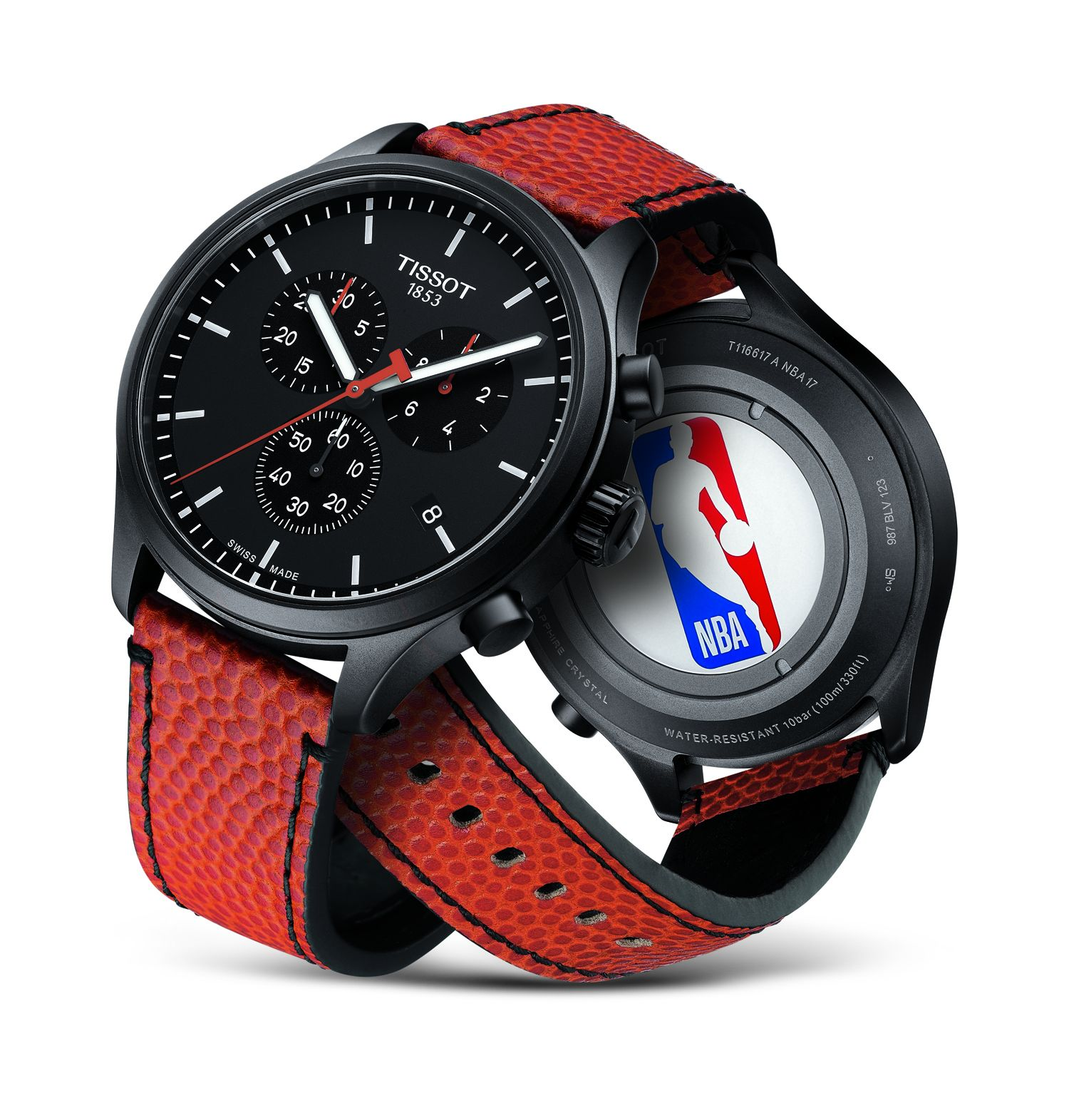 Tissot Releases An NBA Collector's Watch For Basketball Fans