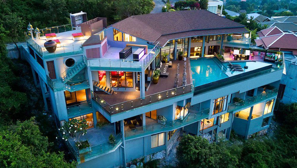 Villa Skyfall Ko Samui For Sale