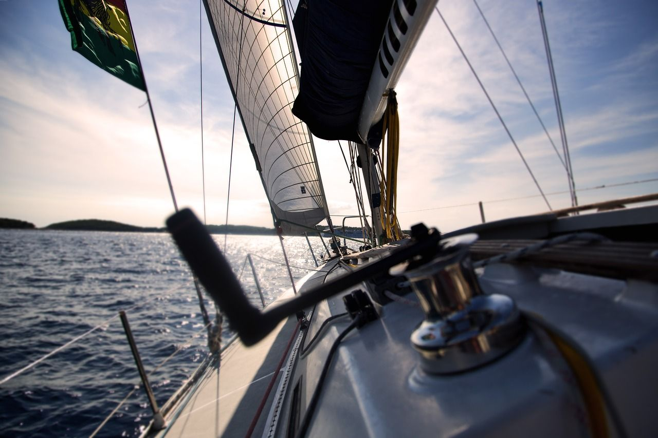 Through The Eyes Of A Sailor: 4 Benefits Of Sailing