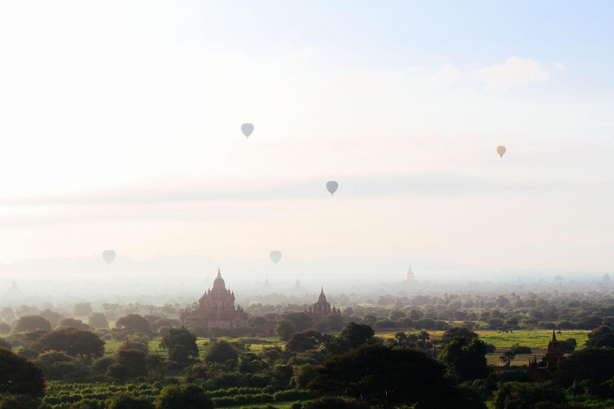 3 Ancient Cities To Visit In Myanmar