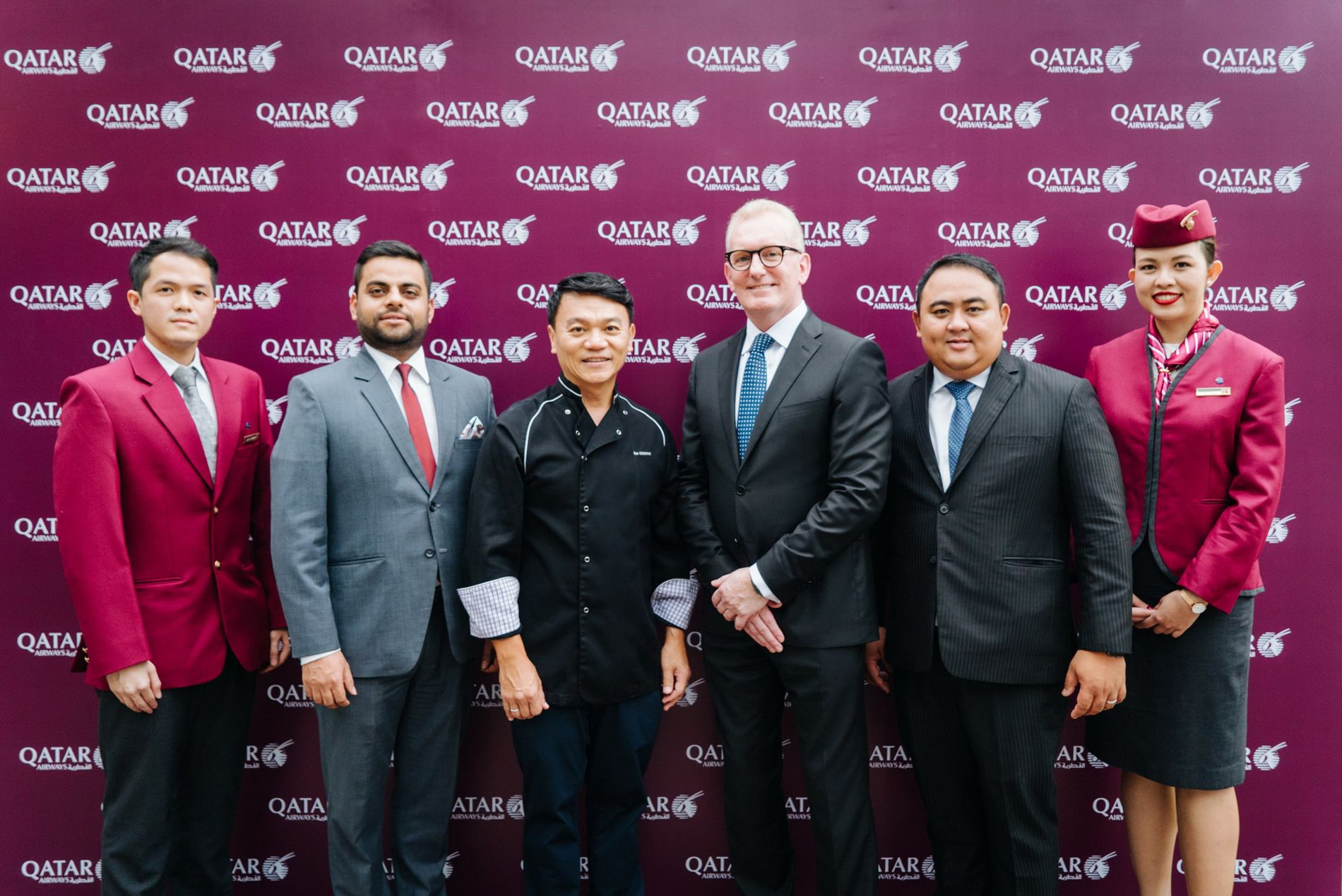 Qatar Airways Collaborates With Chef Ian Kittichai To Cater An Airborne Fine-Dining Experience