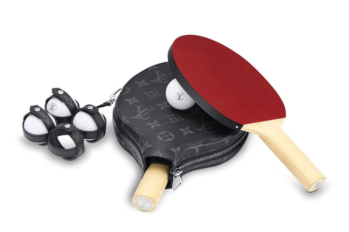 Editor's Pick: LV Ping Pong Set, Recovery Serums, Vegan Goodies And More