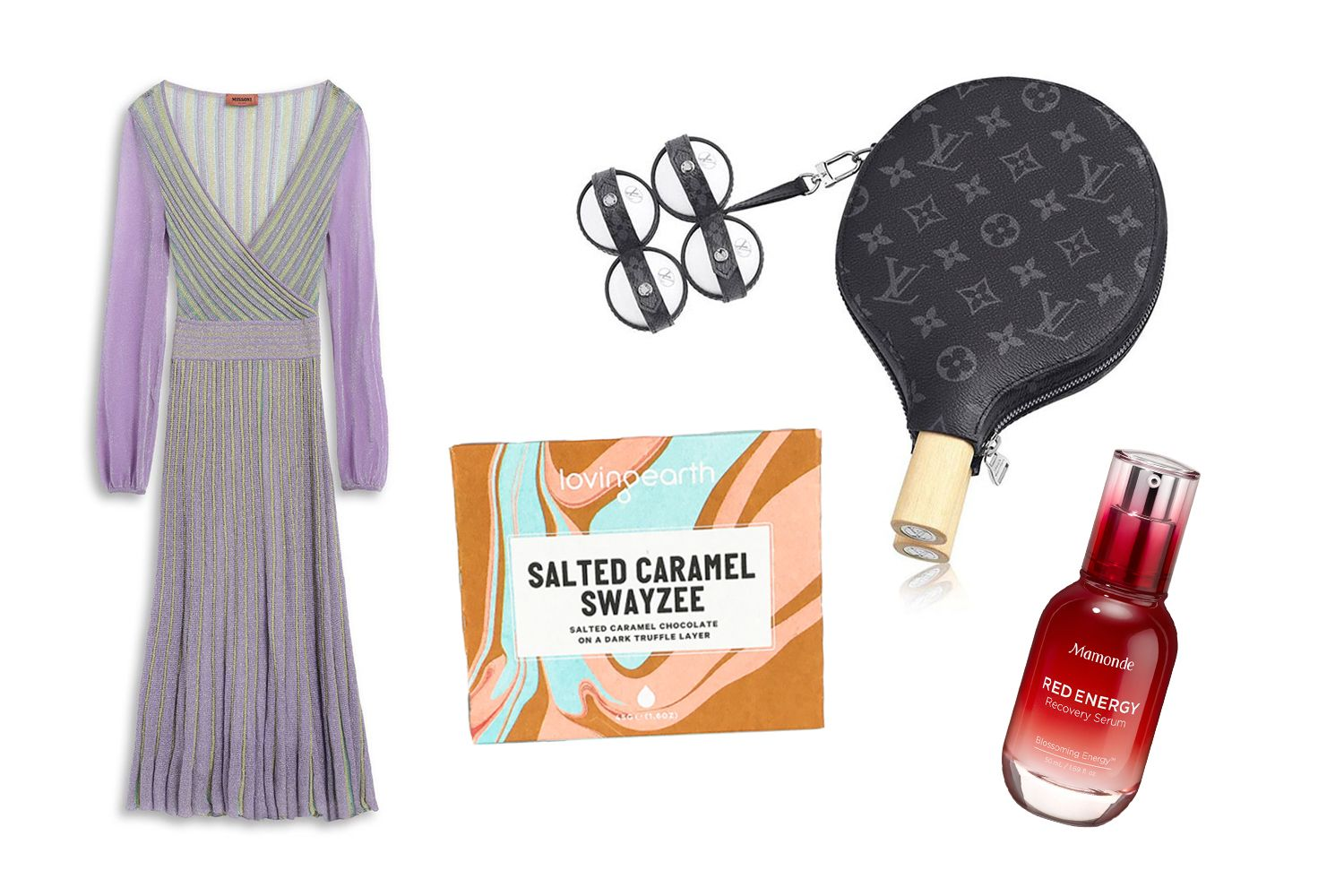 Editor's Picks: LV Ping Pong Set, Recovery Serums, Vegan Goodies And More