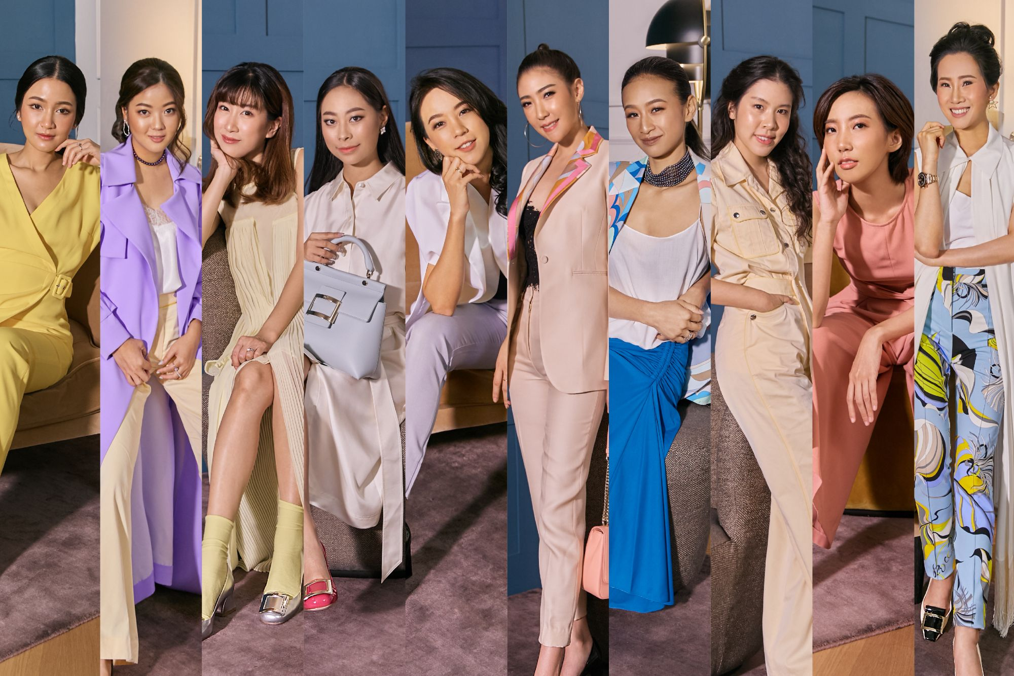 "Thailand's 10 Vivier Women Share The ""Buckle"" That Sealed Their Successes"