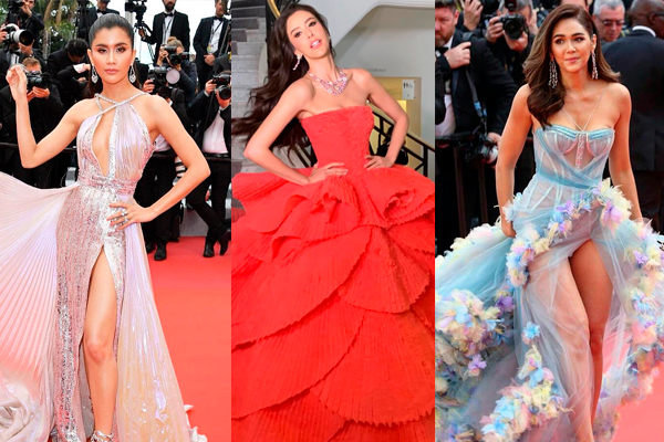 Thai Fashion Icons Of The 2019 Cannes Red Carpet