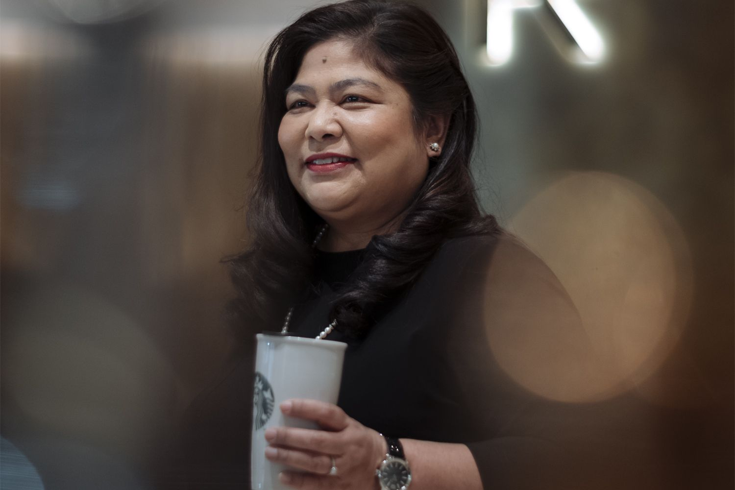 Meet The First Thai And First Female Managing Director Of Starbucks Thailand