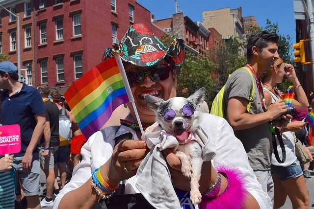 The Best Cities Around To World To Celebrate Pride This Month