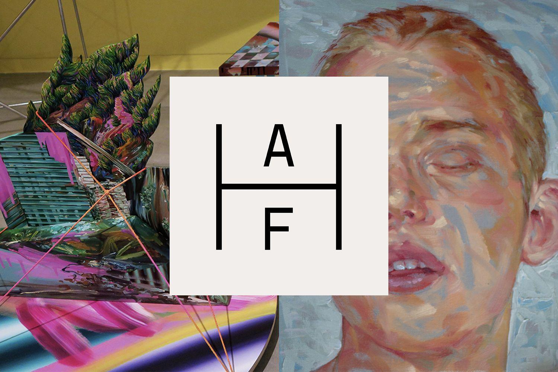 International Galleries Take Up Room At Hotel Art Fair 2019