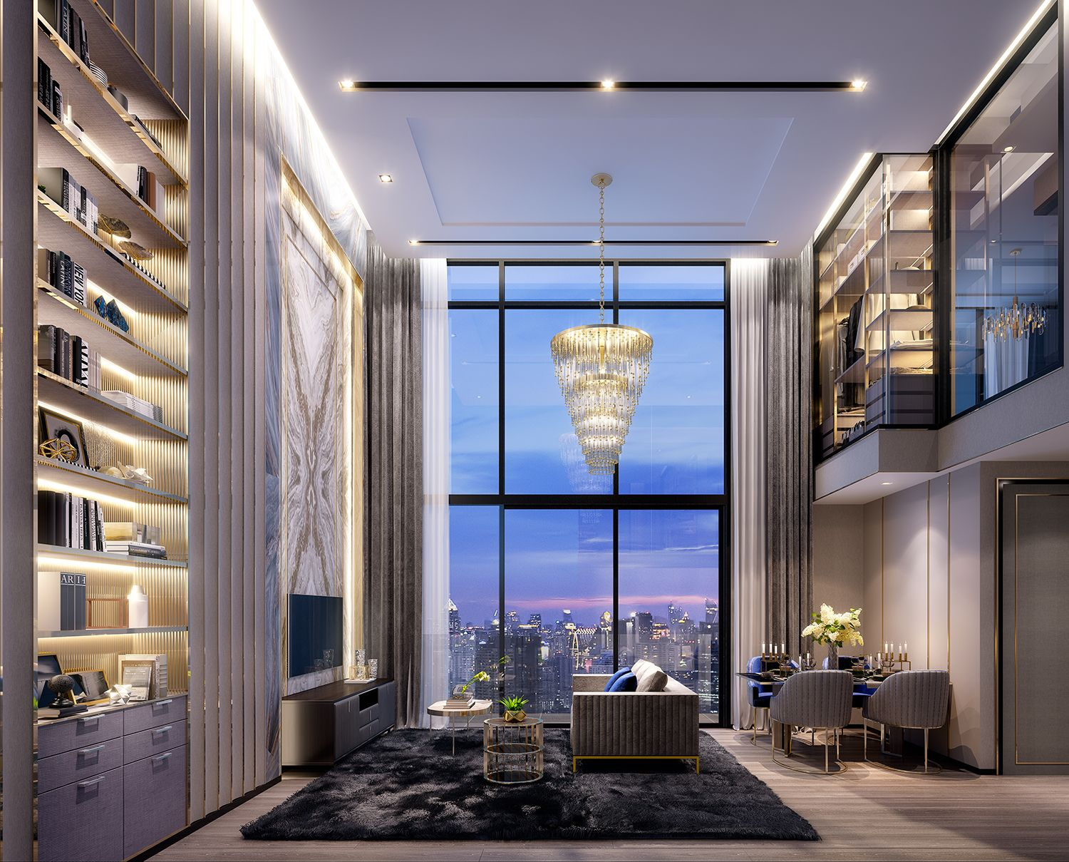 The Address Siam-Ratchathewi Is A Perfectly Positioned Luxe Condominium