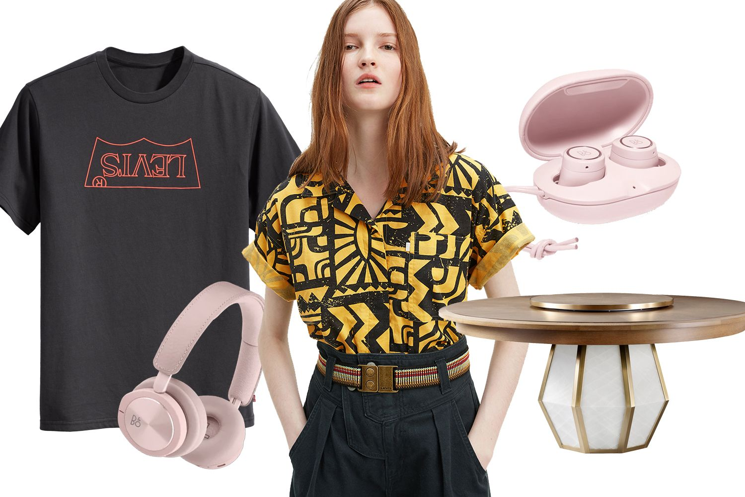 Editor's Picks: Stranger Things Apparel, Pretty In Pink Audio Toys And More