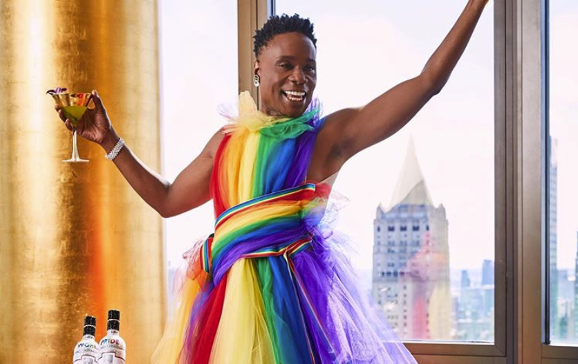 Our Favourite Celebrity Instagrams From Pride Month