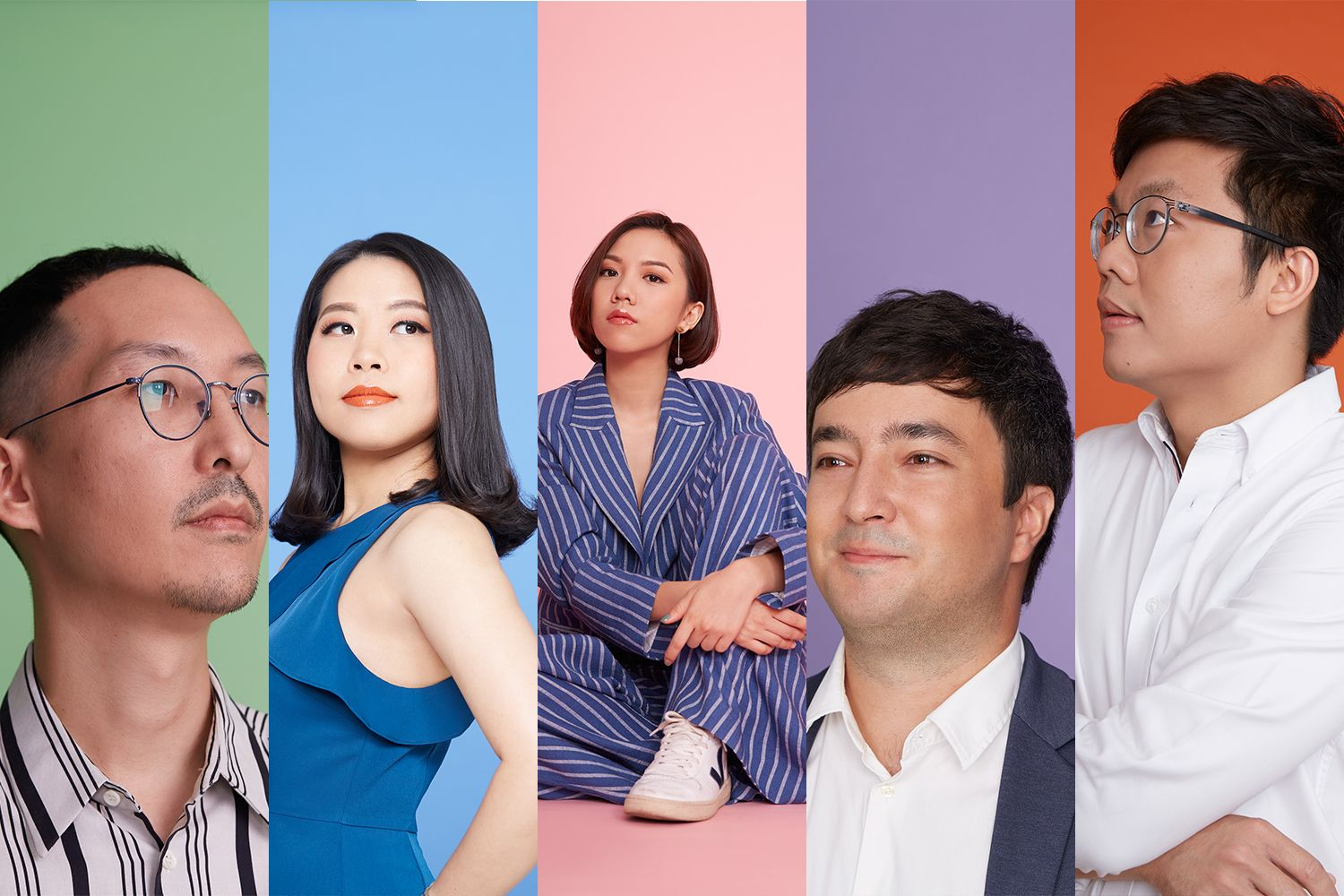 Up Close: Meet 5 Thailand Honourees On This Year's Gen.T List