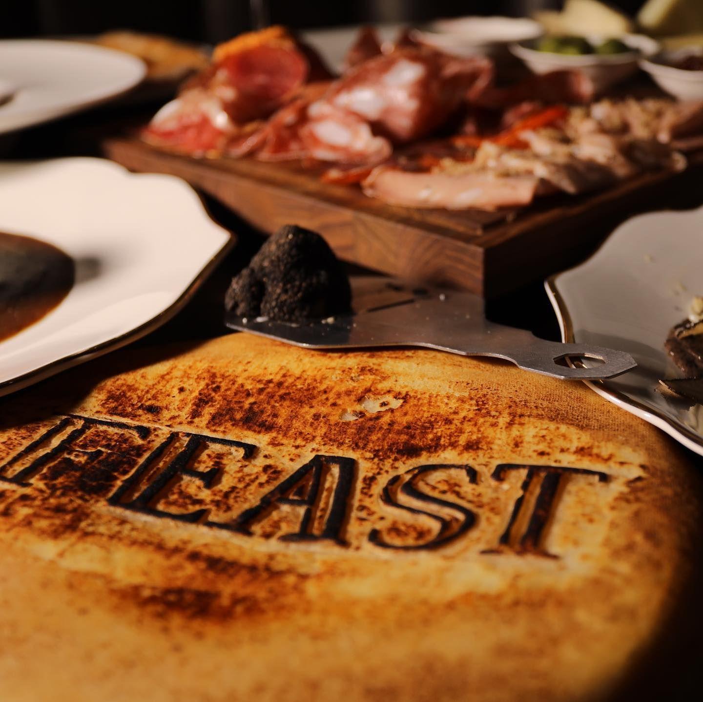 Dine On Feast's New Menu