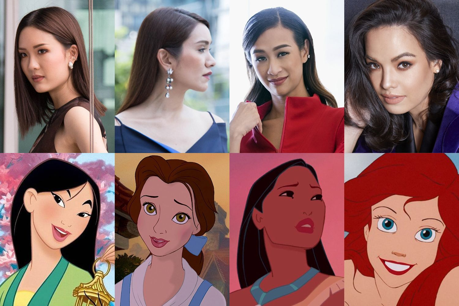 If Thai Society Belles Were Cast As Disney Princesses