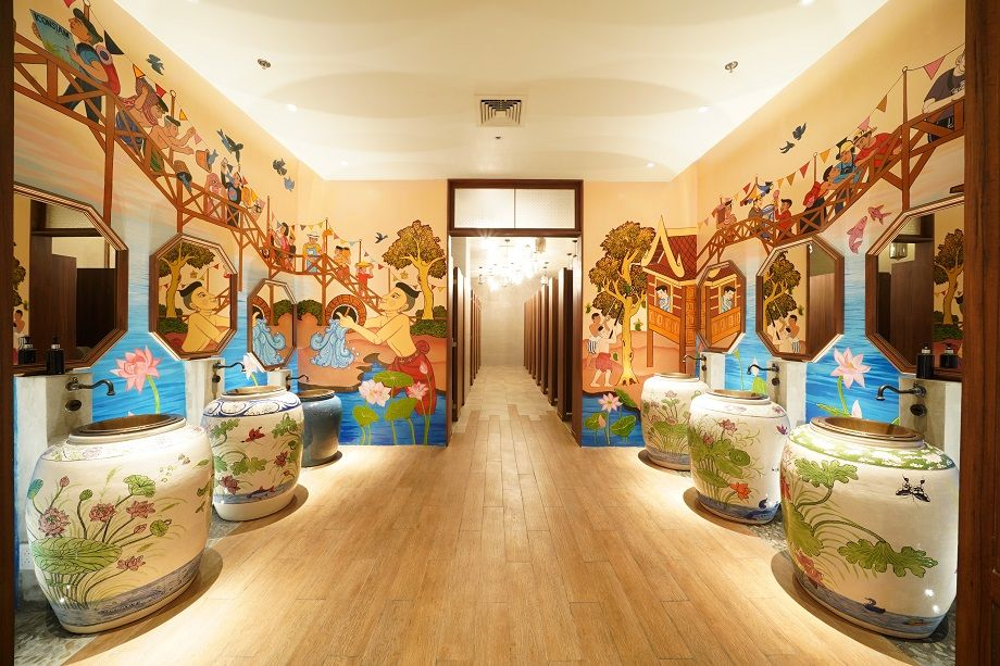 Luxury Loos: Bangkok's Coolest Bathrooms
