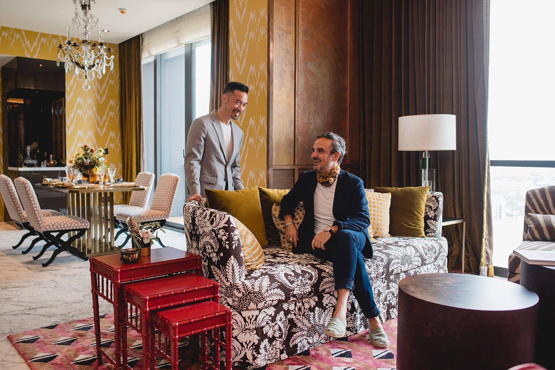 Sansiri Luxury Collection's Latest Guest Designer Is Lorenzo Castillo