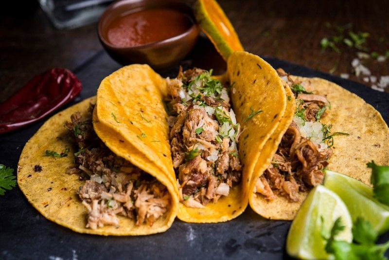 Where To Find The Best Tacos In Bangkok