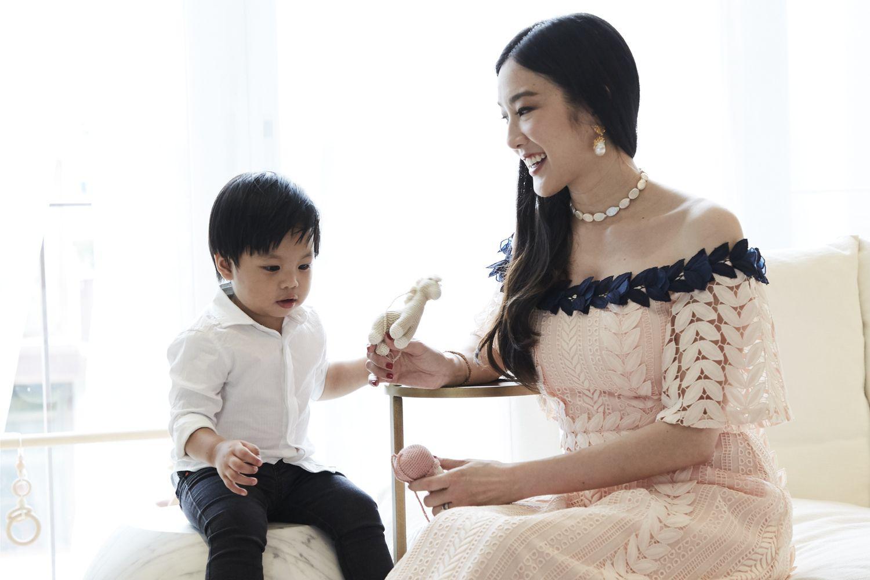 Thailand Tatler Talks To 5 Mother & Son Duos