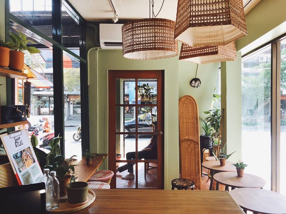 Peaceful Coffee Shops For Freelancers And Digital Nomads In Bangkok