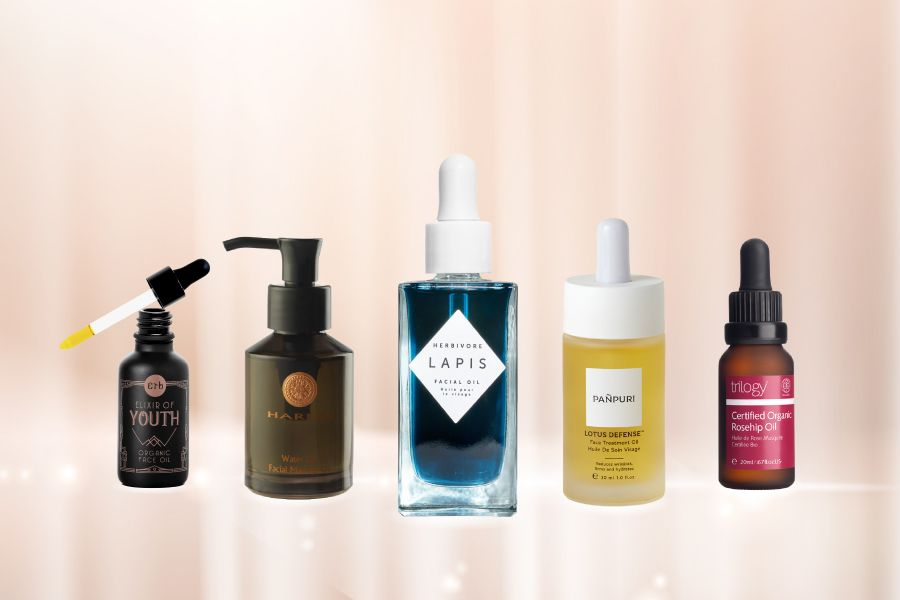 Tatler Picks: 5 Botanical Face Oils For Healthy, Youthful Looking Skin